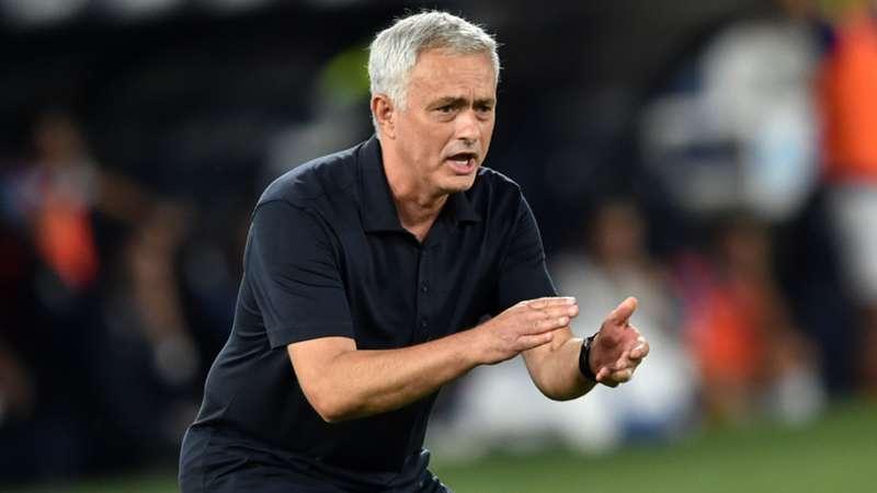 Jose Mourinho, allenatore Roma 2021-2022, Serie A TIM