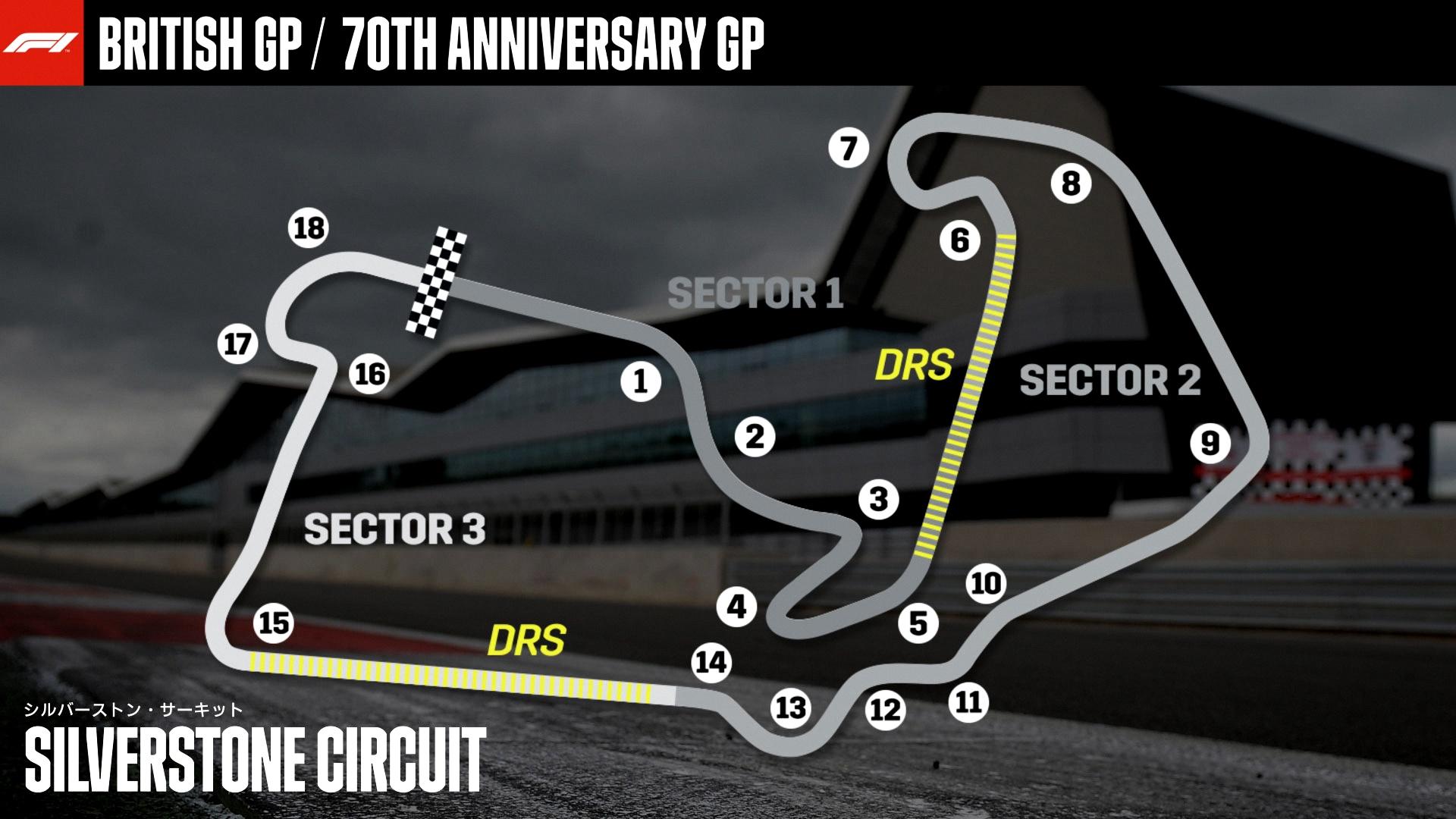 2020-07-16 Silverstone Formula 1 F1 British