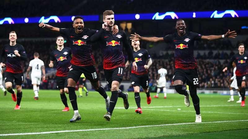 Champions, League, RB Leipzig, Tottenham Hotspur