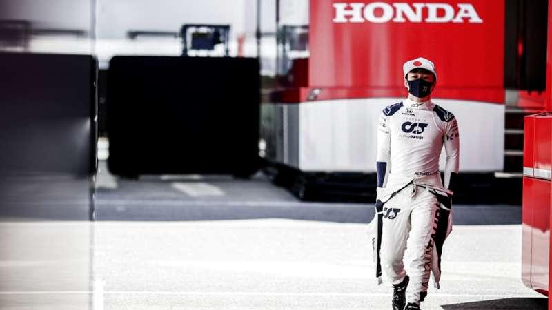 2021-05-01 Tsunoda Yuki Alphatauri F1 Formula 1