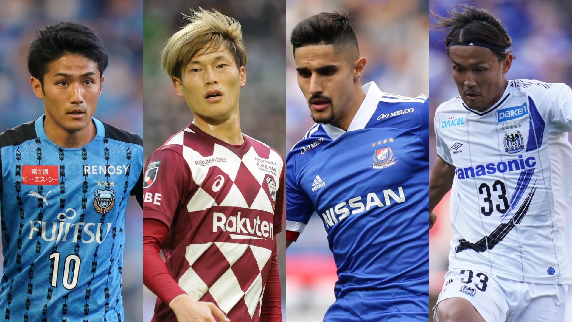 選手名鑑 プレミアリーグ注目選手一覧 海外 欧州サッカー Dazn News 日本