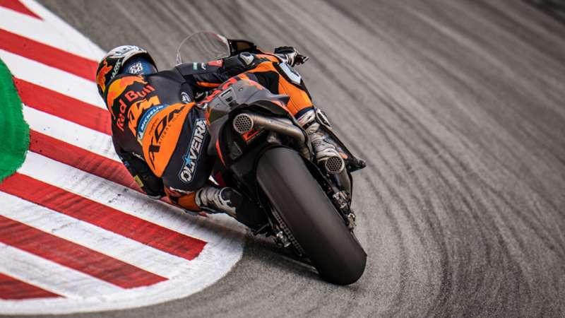 Miguel Oliveira KTM MotoGp GP von Katalonien 06062021
