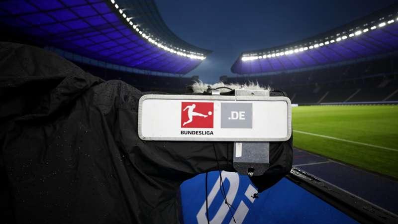 Bundesliga Logo Kamera 23012021