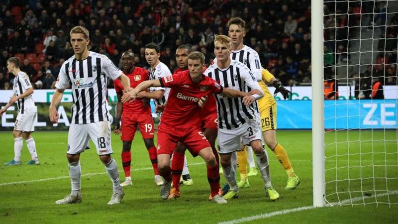 Bundesliga SC Freiburg Bayer Leverkusen