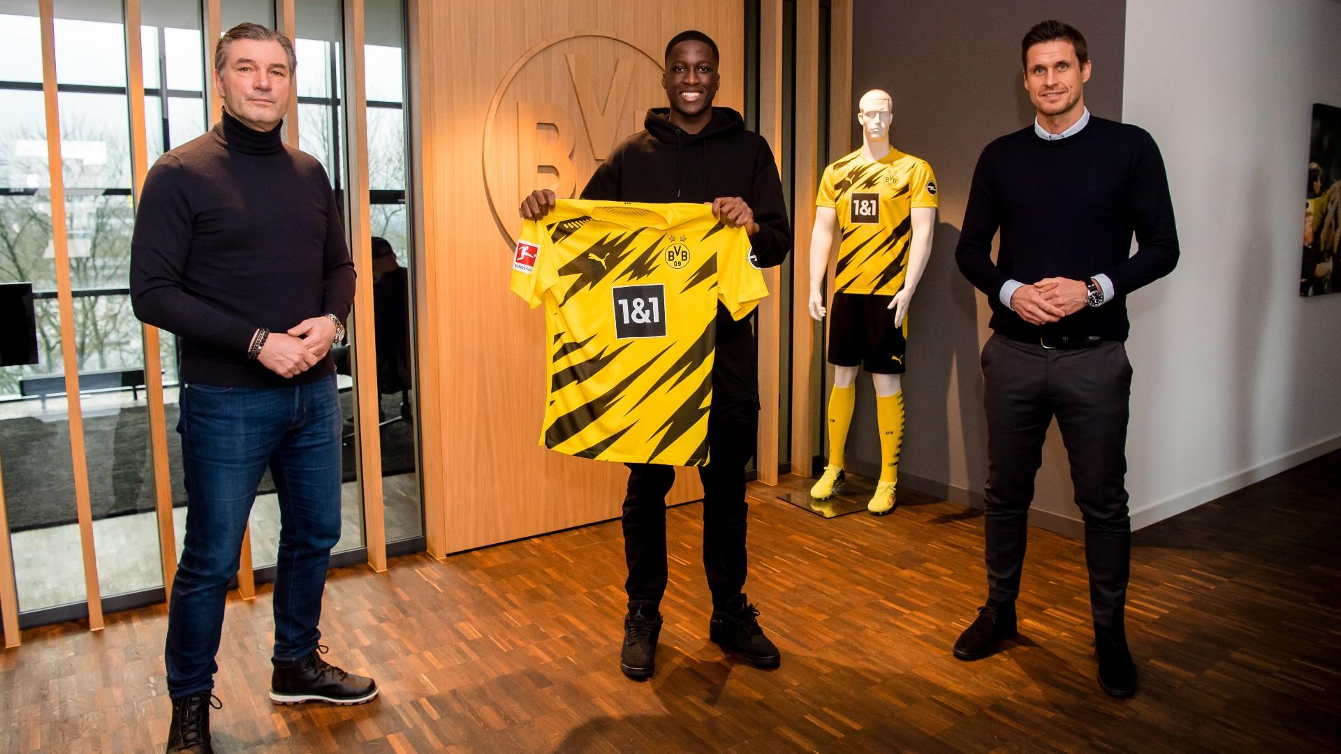 Soumaila Coulibaly Borussia Dortmund Transfer 08032021