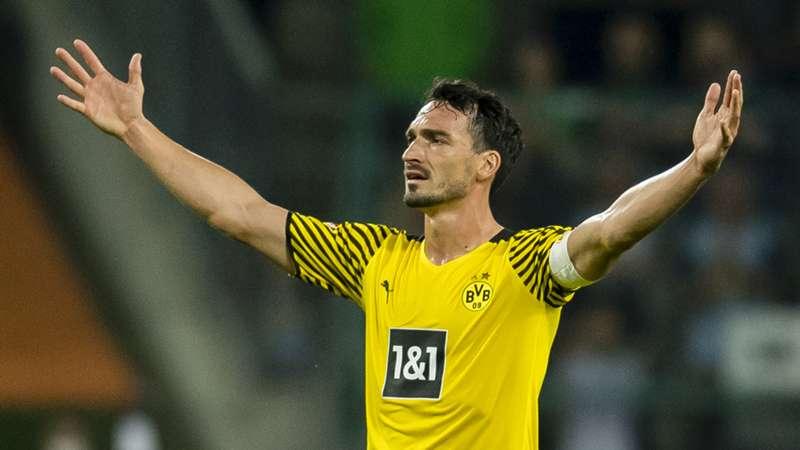 Mats Hummels Bundesliga 27092021