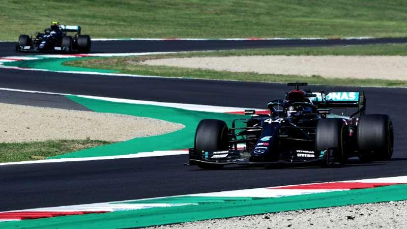 2020-09-25 Formula 1 F1 Hamilton Vottas