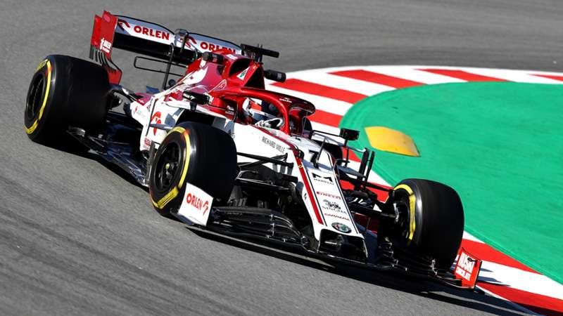 2020-06-17 Formula 1 F1 AlfaRomeo