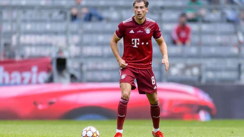 Leon Goretzka FC Bayern Muenchen 31072021