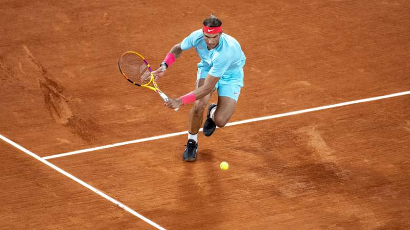ONLY GER French Open Rafael Nadal Roland-Garros Finale 11102020
