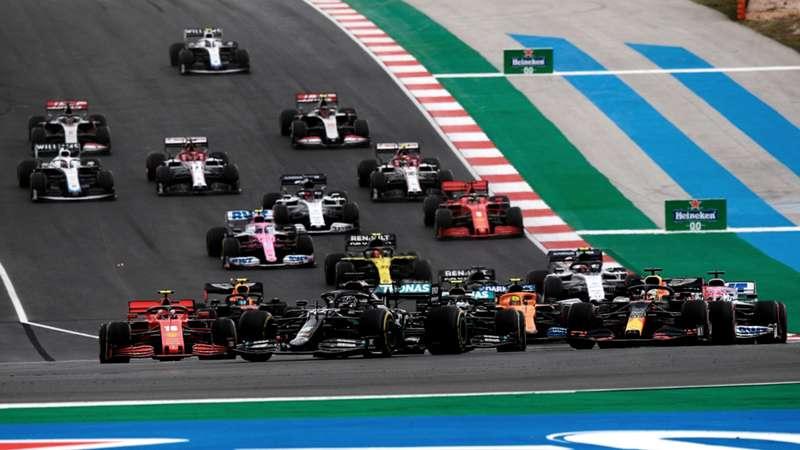 2021-02-11 Portugal Portimao F1 Formula 1