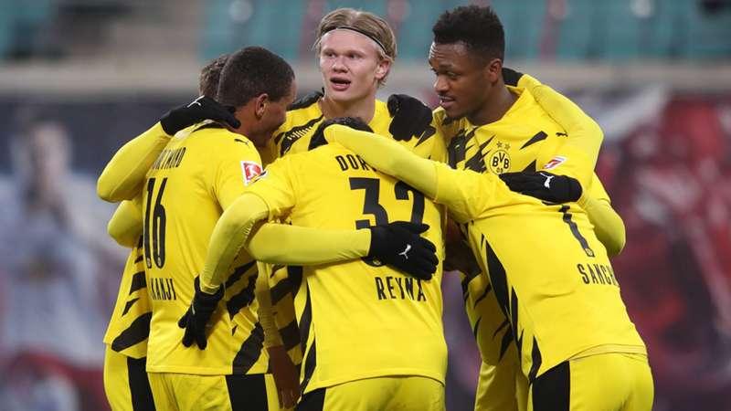Borussia Dortmund Erling Haaland 2021