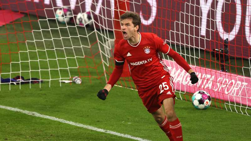 Thomas Müller_FC Bayern_Bundesliga_05122020_GettyImages_Alexander Hassenstein