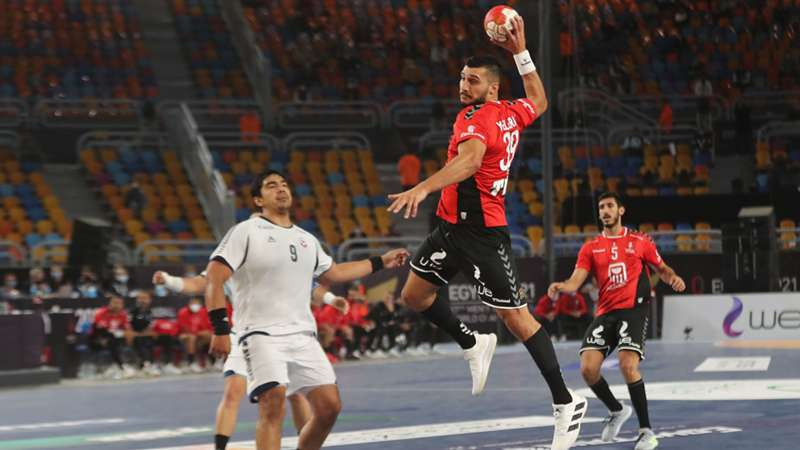 Handball WM Ägypten Chile ONLY GERMANY