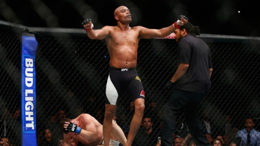 UFC Fight Night: Anderson Silva vs. Uriah Hall date, time, TV channel, live stream, odds   DAZN News US