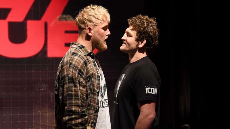 ONLY GER Boxen Jake Paul vs. Ben Askren News Conference 17042021