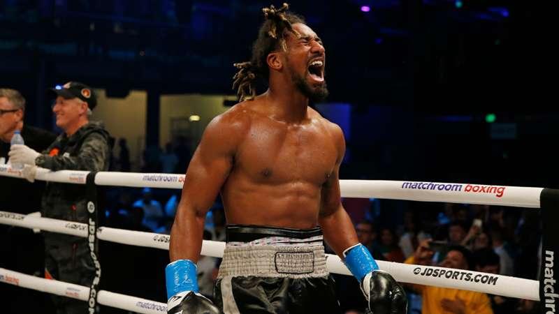 Demetrius Andrade WBO Boxing 30012020