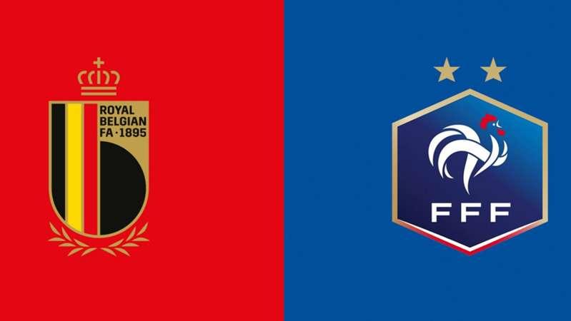 Belgien Frankreich Nations League