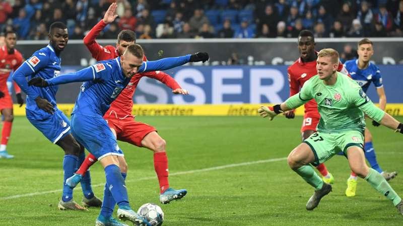 Bundesliga FSV Mainz 05 TSG Hoffenheim Robin Zentner