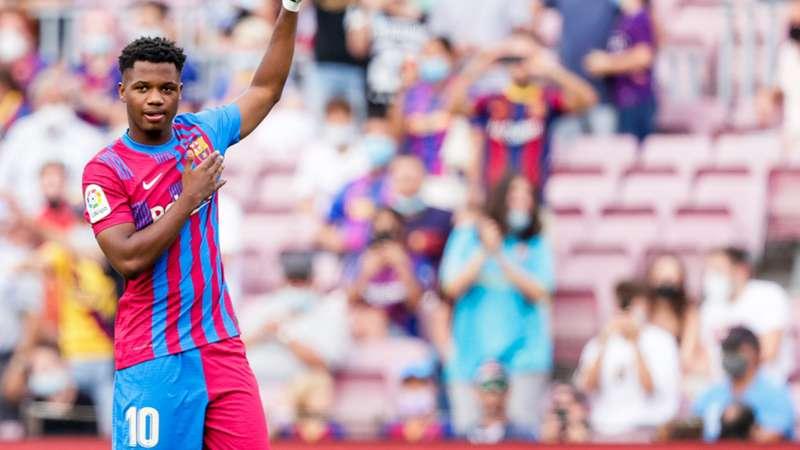 FC Barcelona Fati 26092021