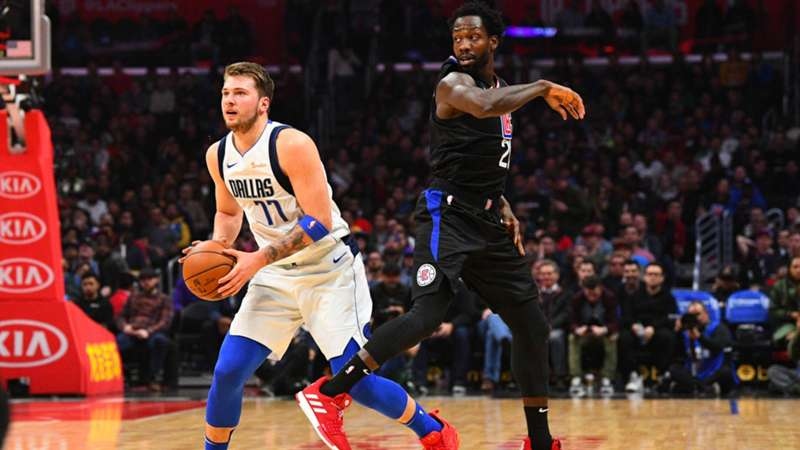 ONLY GERMANY Doncic Mavs Clippers