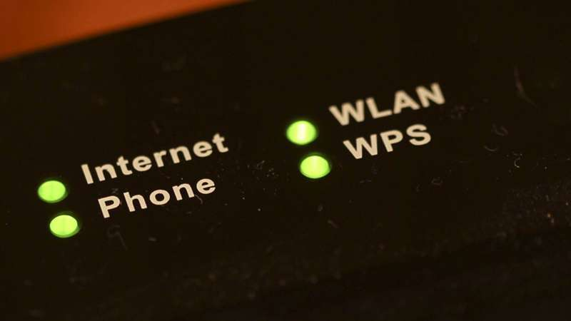 WLAN Internet