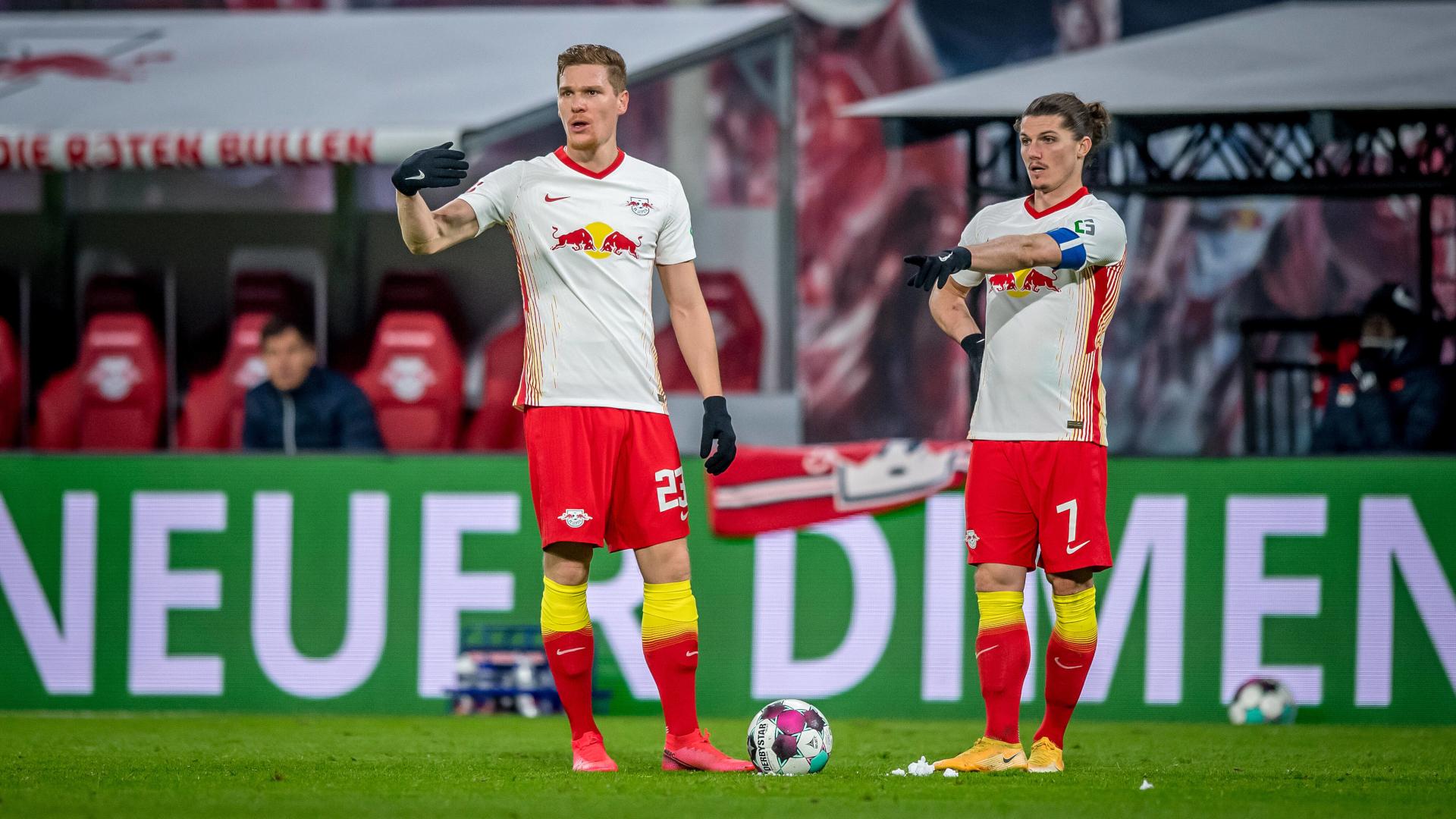ONLY GERMANY RB Leipzig Marcel Halstenberg Marcel Sabitzer SV Werder Bremen Bundesliga 12122020