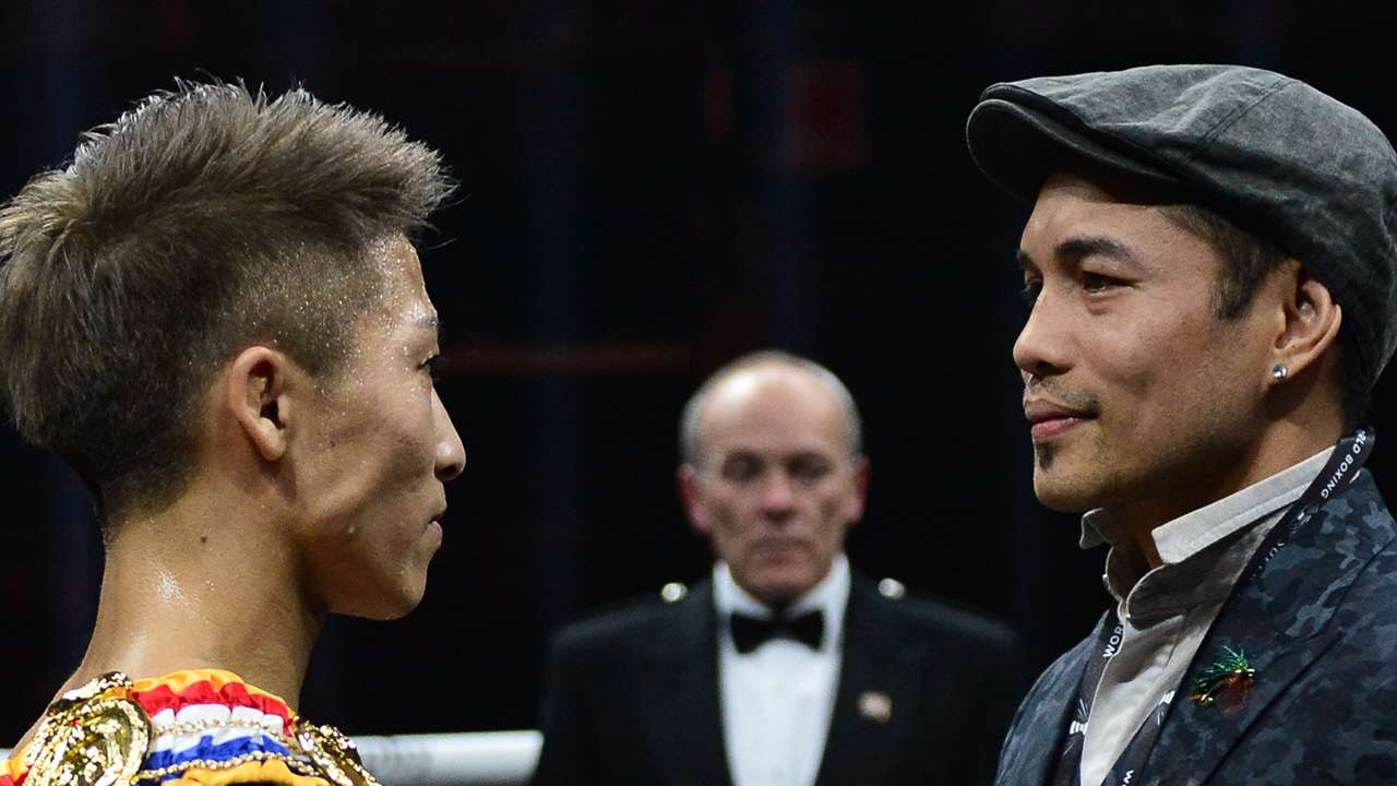 Naoya Inoue Nonito Donaire Come Face To Face Eye Wbss Final As Career Defining Fight Dazn News Us