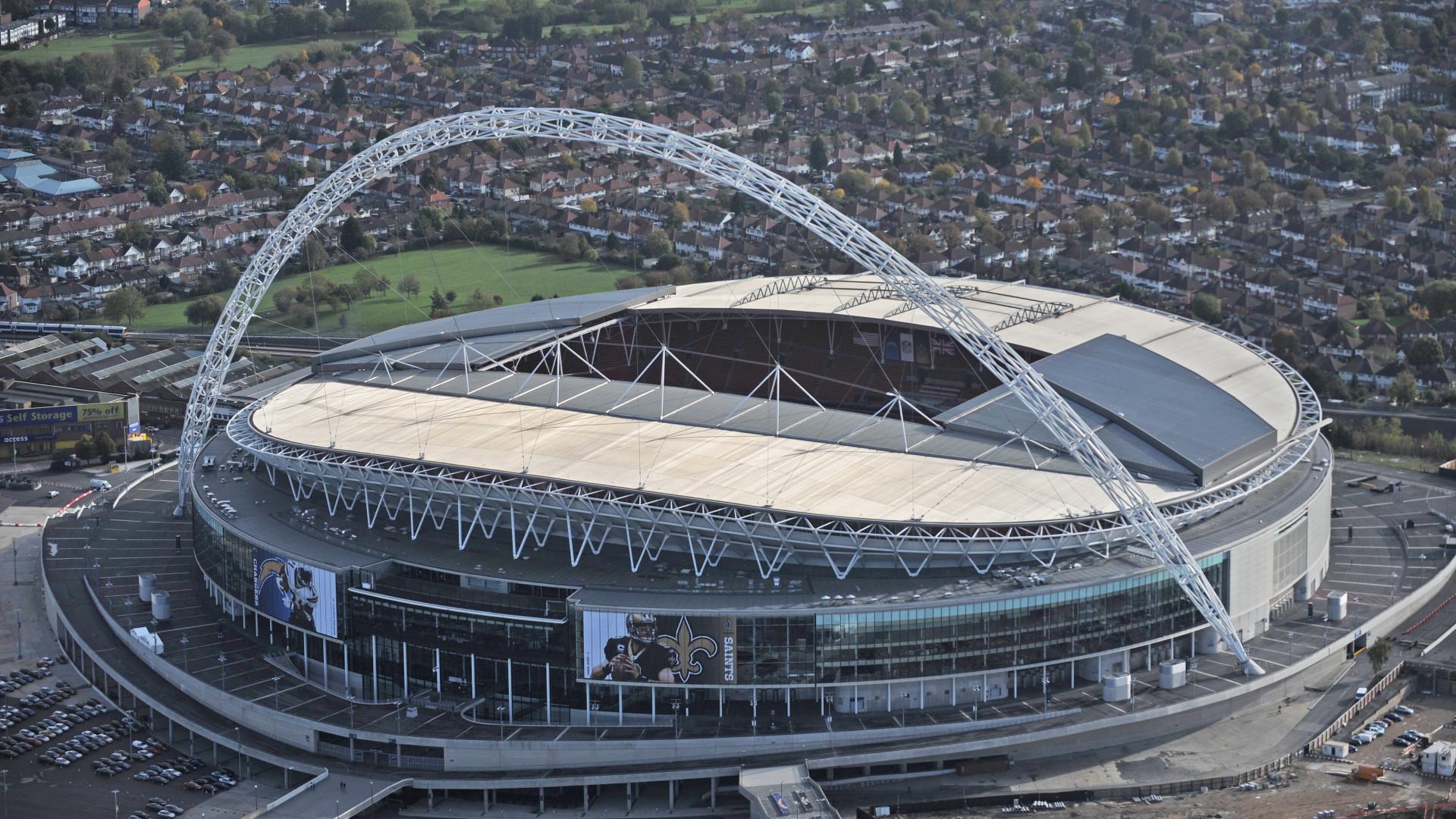 ONLY GERMANY Wembley Stadium London 24102008