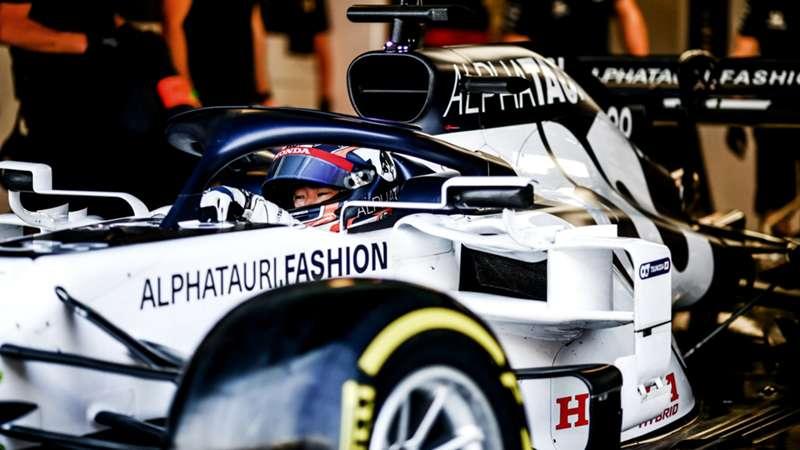 2020-12-15 Tsunoda Yuki Alphatauri F1 Formula 1