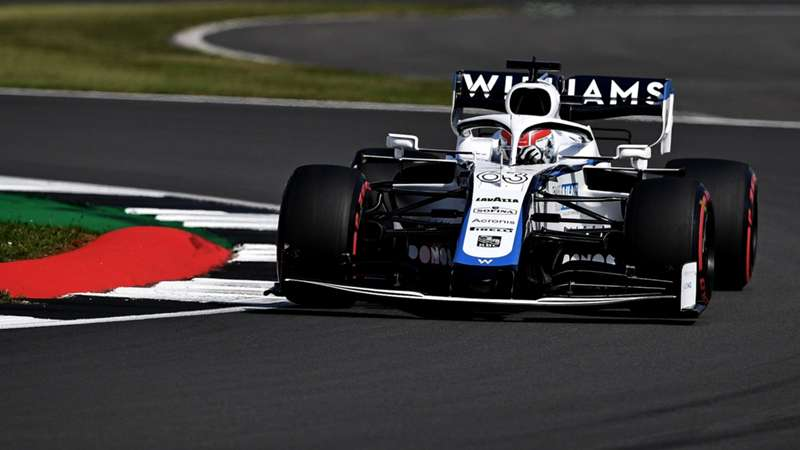 2020-08-21 Williams F1 Formula 1