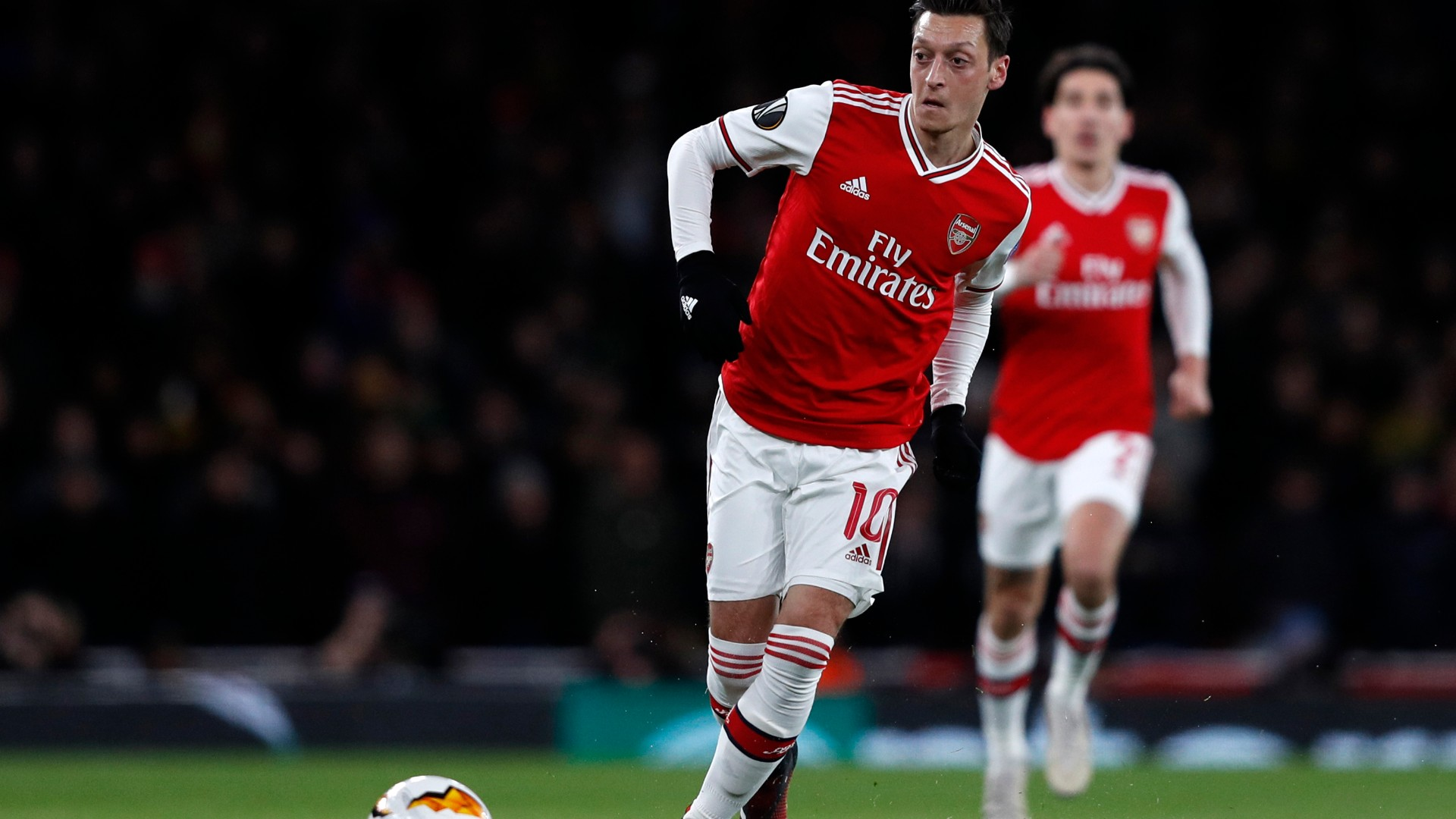 2020-02-27-Arsenal Ozil