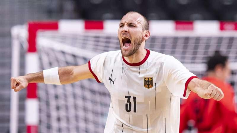 Deutschland Frankreich Handball Olympia 270721