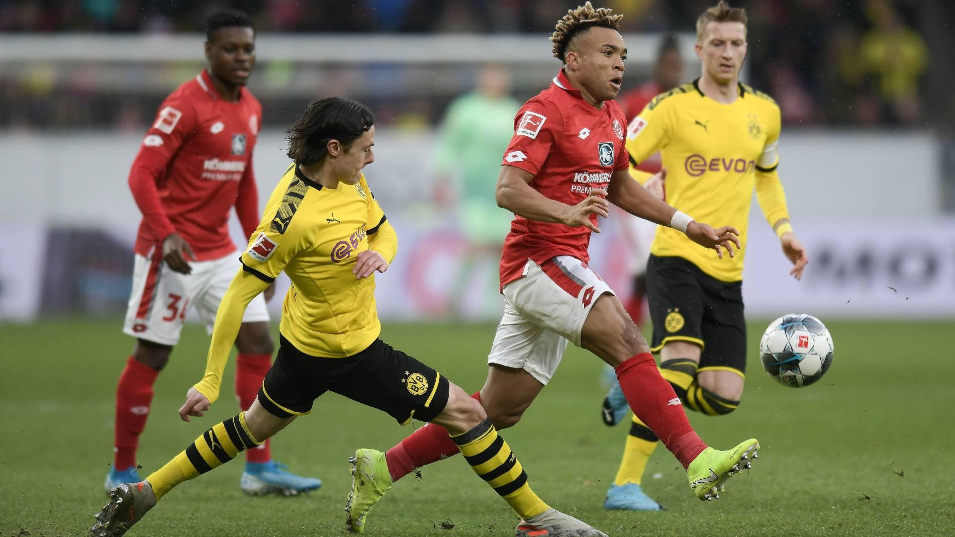 Wird Das Spiel Dortmund Heute übertragen