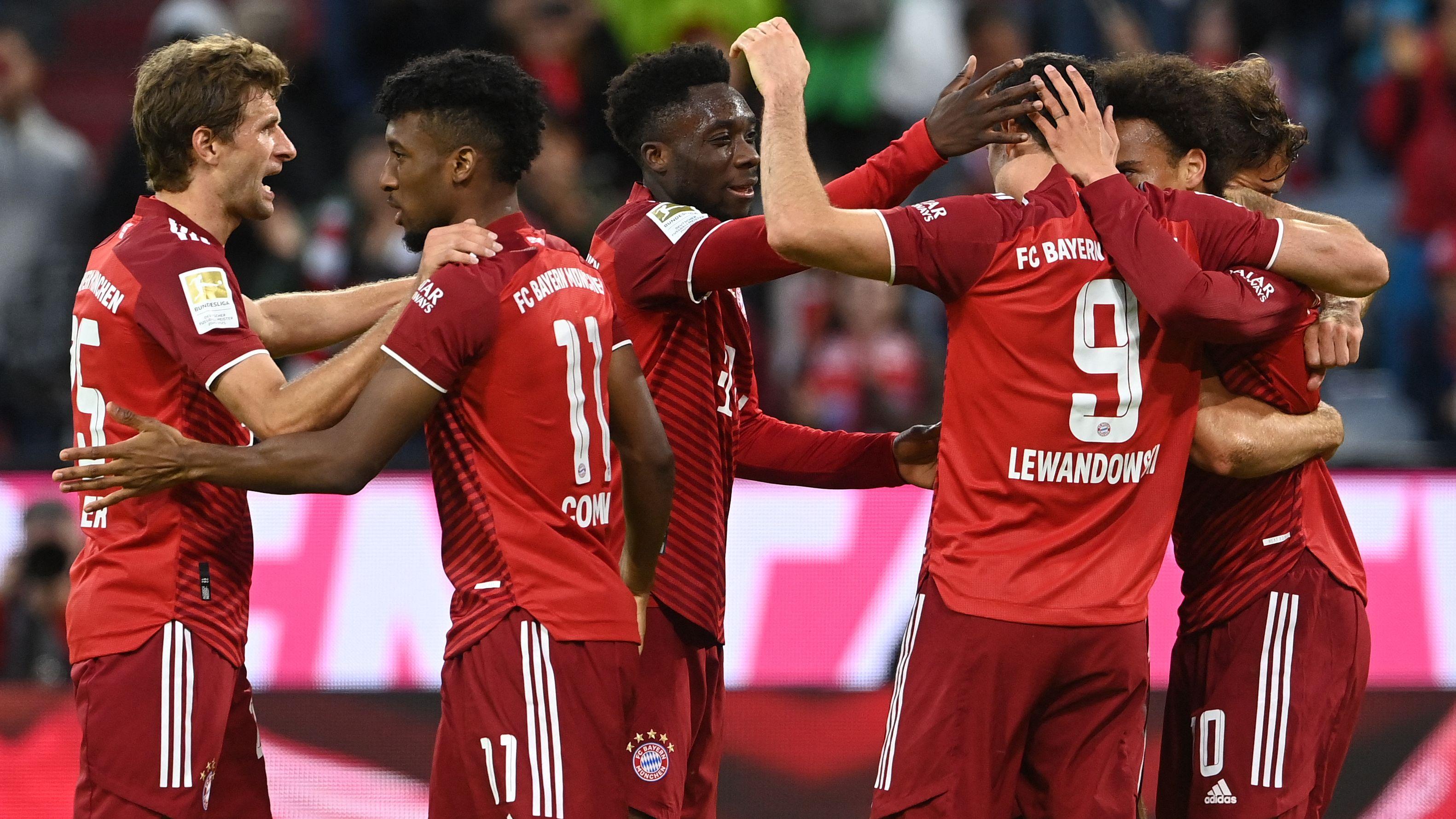 FC Bayern München 28082021