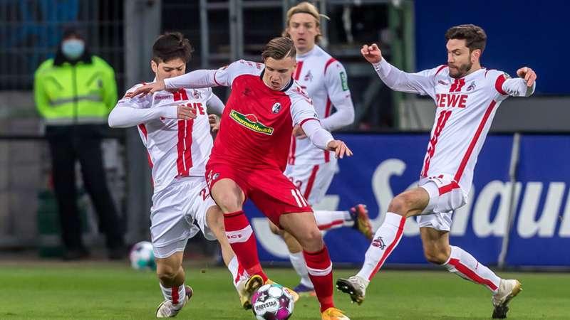 1. FC Köln SC Freiburg 09012021