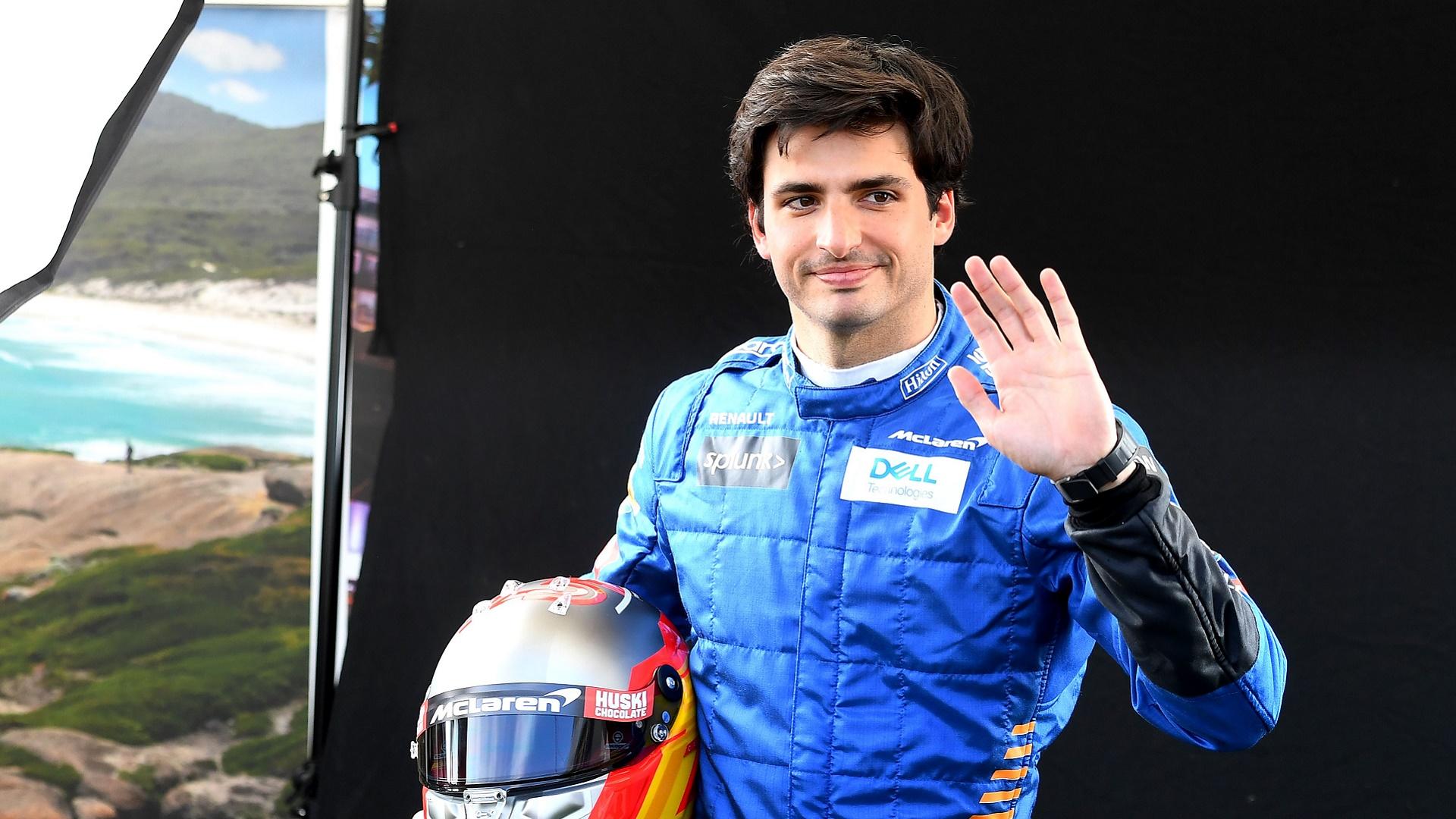2020-06-24 Formula 1 F1 Carlos Sainz