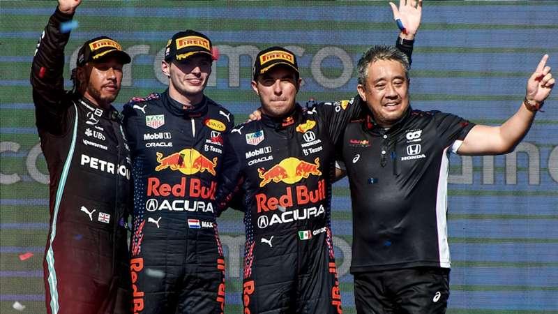 2021-10-25 Verstappen Red Bull F1 Formula 1