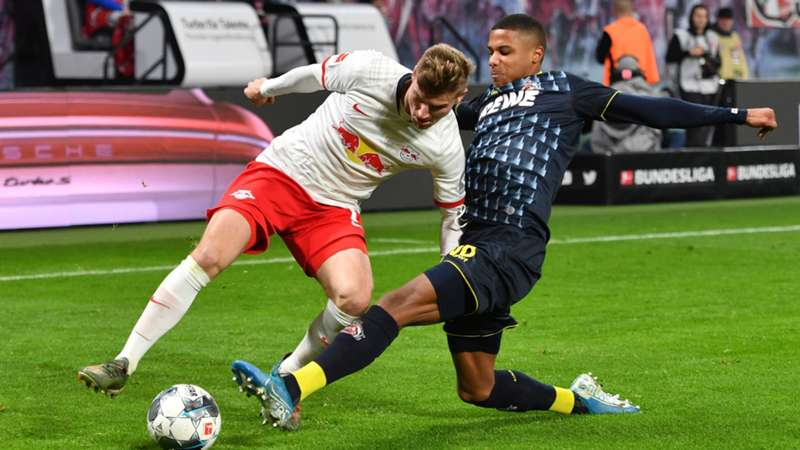 RB Leizpzig 1. FC Köln Hinspiel Saison 201920