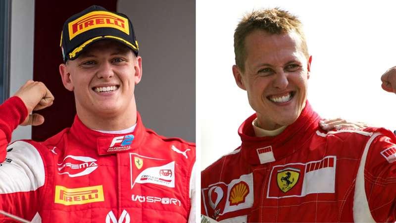 2021-03-05 Schumacher Mick Haas Formula 1 F1