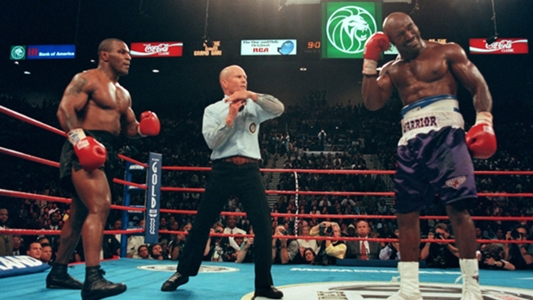 Mike Tyson reportedly turns down $25 million offer for Evander Holyfield trilogy   DAZN News US
