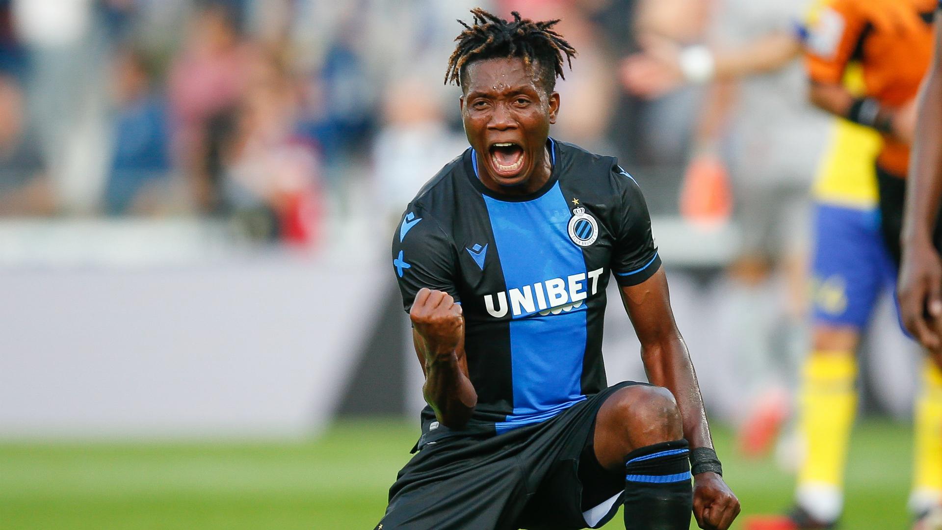 Okereke scores as Tau's Club Brugge defeat Ajagun's Kortrijk ...