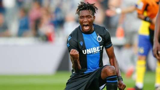 Okereke backs Club Brugge to make history in Champions League