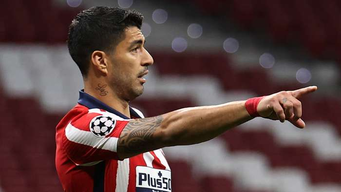 Luis Suarez, Atletico Madrid, Champions League 2020-21