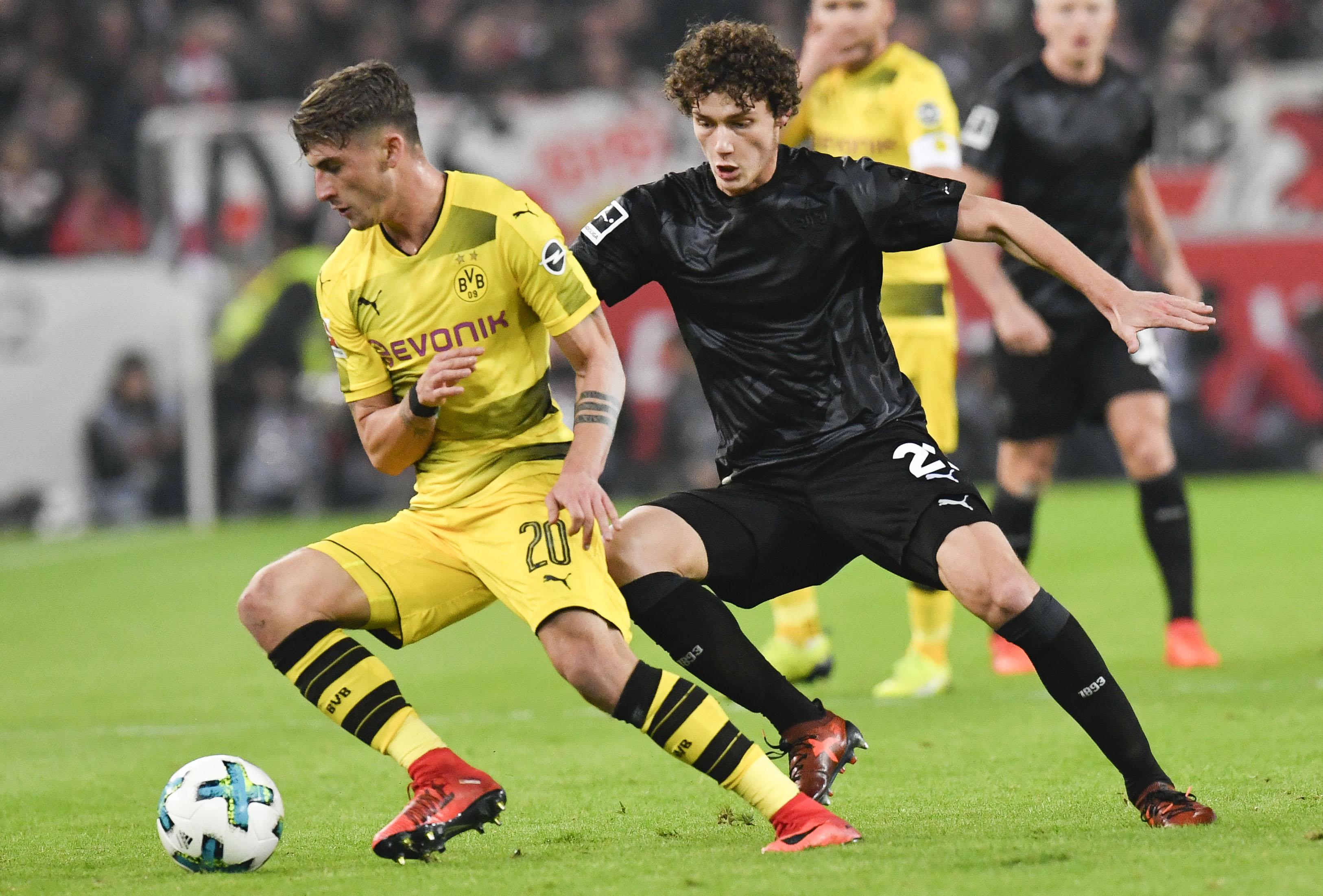 Vfb Gegen Dortmund 2021