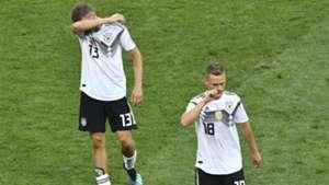 Alemania vs México Mundial 2018