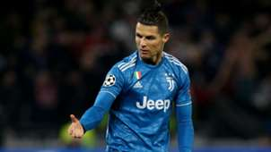 Cristiano Ronaldo Lyon Juventus Champions League 26022020