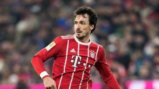 Mats Hummels Bayern Munich 10022018