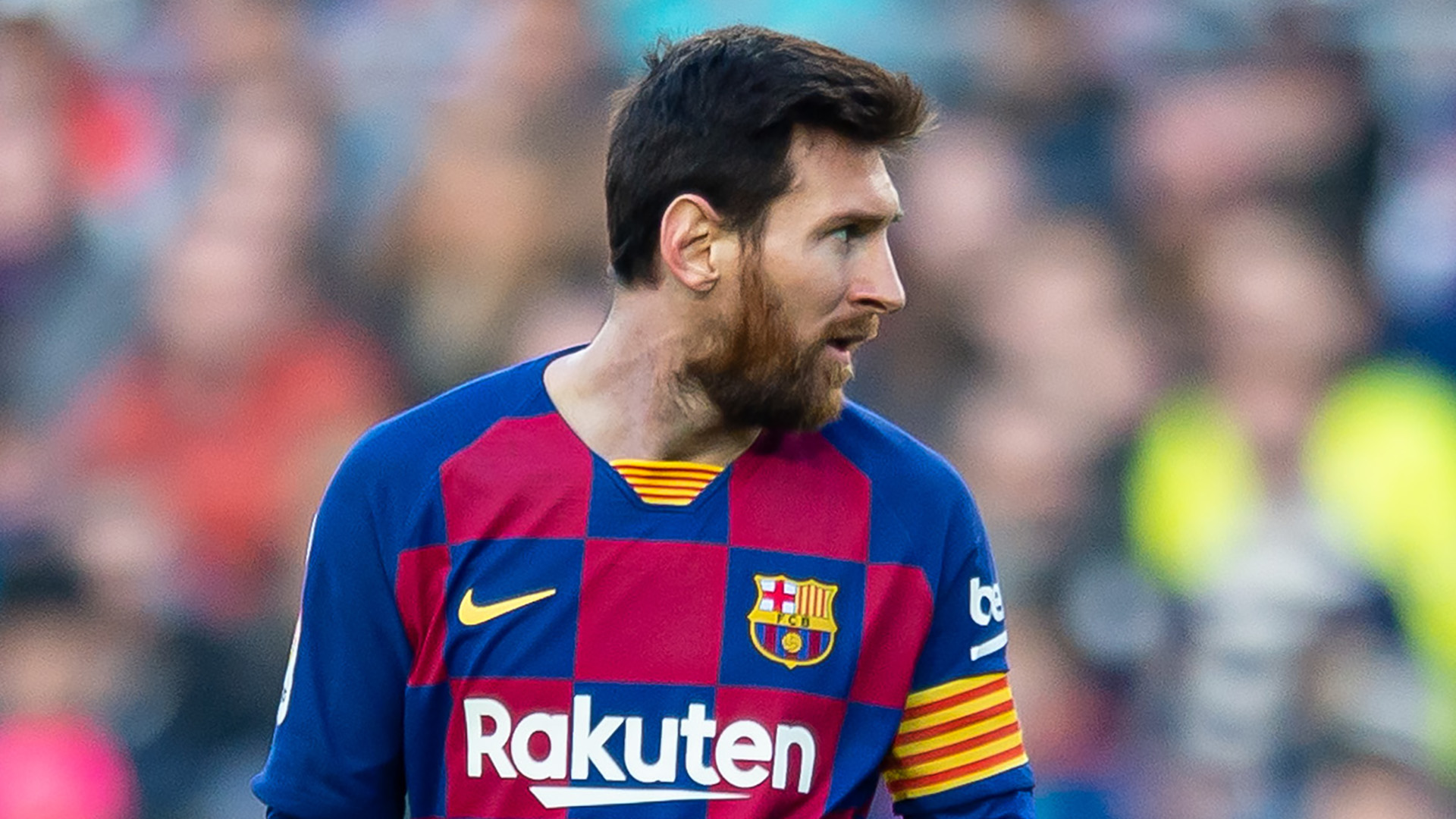 20th Season In Professional Football For The King Of Football A Tribute To Lionel Messi Goal Com