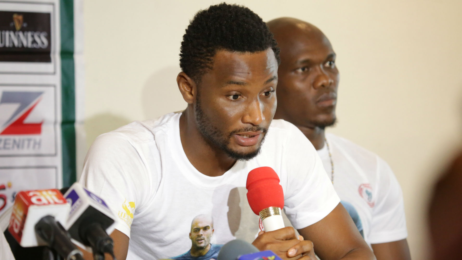 'I do not reject any offers made to me' – Mikel not ruling out Egyptian Premier League move